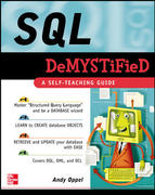 SQL Demystified 1st Edition 9780072262247 0072262249