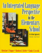 An Integrated Language Perspective in the Elementary School 3rd edition 9780801330551 0801330556