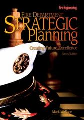 Fire Department Strategic Planning 2nd edition 9781593700034 1593700032