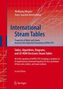 International Steam Tables 2nd edition 9783540214199 3540214194