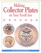 Making Collector Plates on Your Scroll Saw 0 9781565230507 1565230507