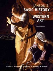 Janson's Basic History of Western Art 8th edition 9780136039129 013603912X