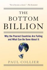 The Bottom Billion 1st Edition 9780195373387 0195373383