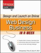 Design and Launch an Online Web Design Business in a Week 1st edition 9781599182650 1599182653