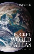 Pocket World Atlas 6th Edition 9780195374537 0195374533