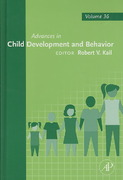 Advances in Child Development and Behavior 1st edition 9780123743176 0123743176