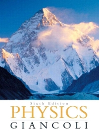 Physics: Principles with Applications with MasteringPhysics 6th edition 9780321569837 0321569830