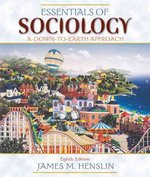 Essentials of Sociology 8th edition 9780205578702 0205578705
