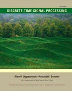 Discrete-Time Signal Processing 3rd edition 9780131988422 0131988425