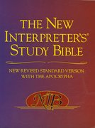 The New Interpreter's Study Bible 0 9780687647330 0687647339
