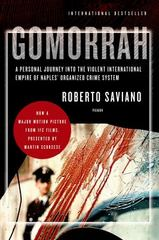 Gomorrah 1st Edition 9780312427795 0312427794