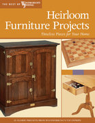 Heirloom Furniture Projects 0 9781565233645 1565233646