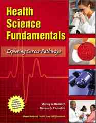 Health Science Fundamentals 1st edition 9780136059929 0136059929