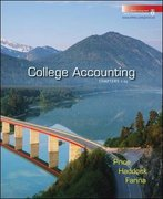 College Accounting 12th edition 9780073365503 0073365505