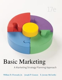 BASIC MARKETING 17th edition 9780073381053 0073381055