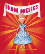 10,000 Dresses 1st Edition 9781583228500 1583228500