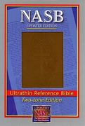 New American Standard Bible Ultrathin Reference 0 9781581351392 1581351399