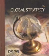 Global Strategy 2nd edition 9780324590999 0324590997