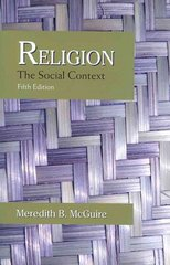 Religion 5th edition 9781577665779 1577665775