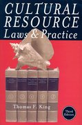 Cultural Resource Laws and Practice 3rd edition 9780759111899 0759111898