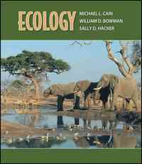 Ecology 1st Edition 9780878930838 0878930833