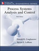 Process Systems Analysis and Control 3rd edition 9780073397894 007339789X