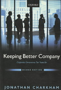 Keeping Better Company 2nd edition 9780199243198 0199243190