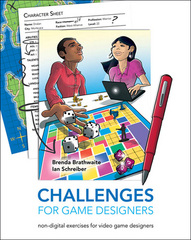 Challenges for Game Designers 1st Edition 9781584505808 158450580X