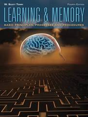 Learning and Memory 4th Edition 9781317350873 1317350871