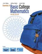 Essentials of Basic College Mathematics 2nd Edition 9780321570659 0321570650