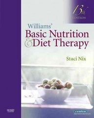 Williams' Basic Nutrition & Diet Therapy 13th edition 9780323051996 0323051995