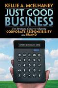 Just Good Business 1st edition 9781576754412 1576754413