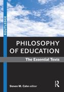 Philosophy of Education 1st edition 9780415994408 0415994403