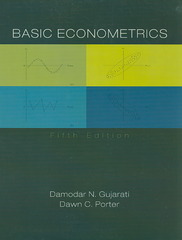 Basic Econometrics 5th Edition 9780073375779 0073375772
