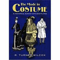 The Mode in Costume 2nd Edition 9780486468204 0486468208