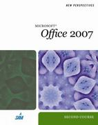 New Perspectives on Microsoft Office 2007: Second Course 2nd edition 9780324598414 0324598416
