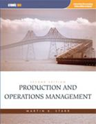 Production and Operations Management 2nd edition 9781426630576 1426630573