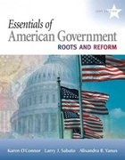 Essentials of American Government: Roots and Reform, 2009 Edition 9th edition 9780205662838 0205662838