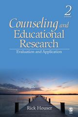 Counseling and Educational Research 2nd Edition 9781412956611 1412956617