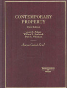Contemporary Property 3rd edition 9780314183538 0314183531