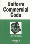 Uniform Commercial Code 7th edition 9780314184382 0314184384