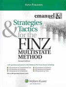 Strategies and Tactics for Finz Multistate Method 2009 2nd edition 9780735578982 0735578982