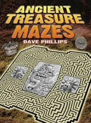 Ancient Treasure Mazes 0 9780486467733 0486467732