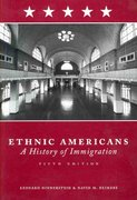 Ethnic Americans 5th edition 9780231143370 0231143370