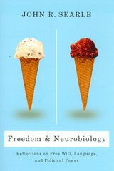 Freedom and Neurobiology 0 9780231137539 0231137532