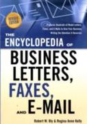 The Encyclopedia of Business Letters, Faxes, and Emails 1st Edition 9781601630292 1601630298