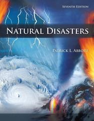 Natural Disasters 7th Edition 9780073376691 0073376698