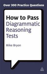 How to Pass Diagrammatic Reasoning Tests 0 9780749449711 0749449713