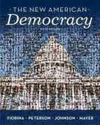 The New American Democracy 6th edition 9780205662951 0205662951