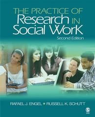 The Practice of Research in Social Work 2nd edition 9781412968911 1412968917